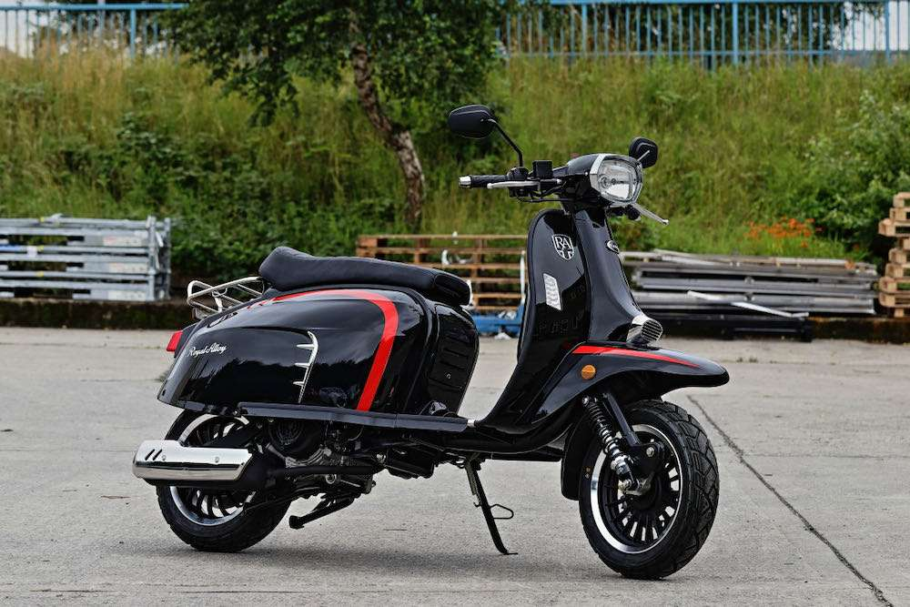 black gt125