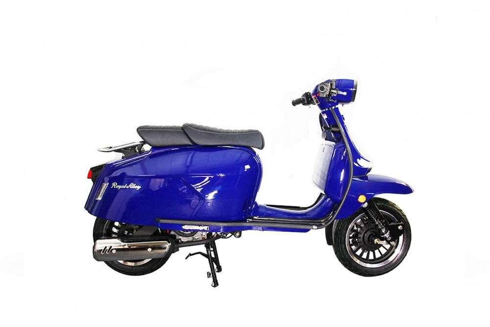 blue gp 125