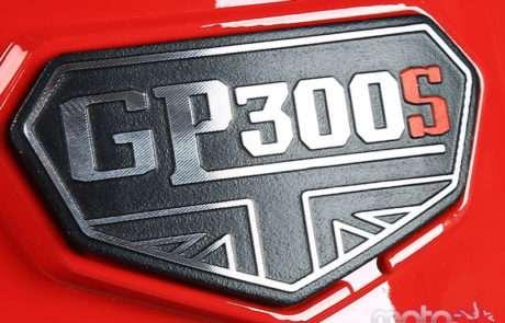 gp300 badge