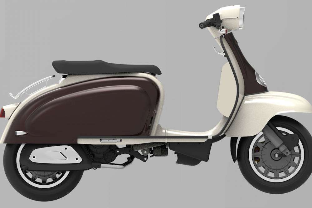 red tg125