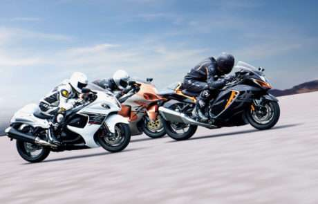 fastest accelerating busa