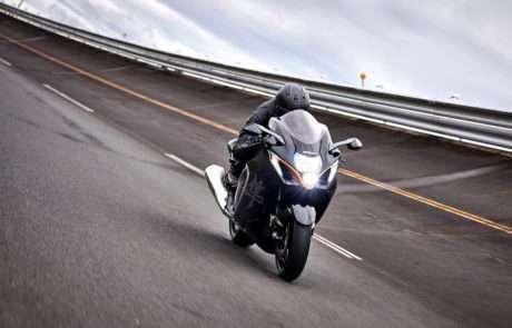 hayabusa speed testing