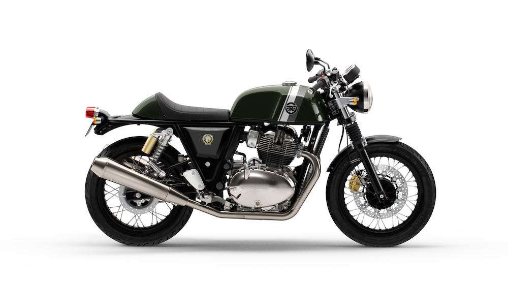 GT 650 British Racing Green