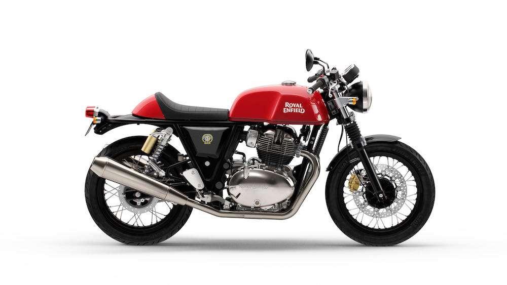 GT 650 Rocker Red