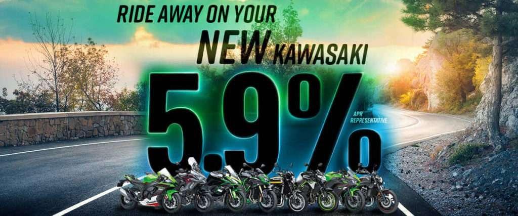 kawasaki finance offer