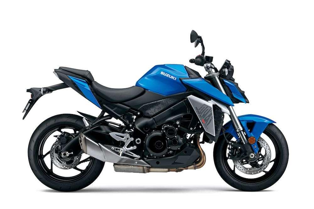 GSX-S950 blue