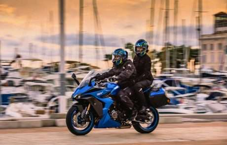 boat harbour motorcycle